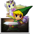 Zelda Spirit Tracks STAMP 2 by FJLink