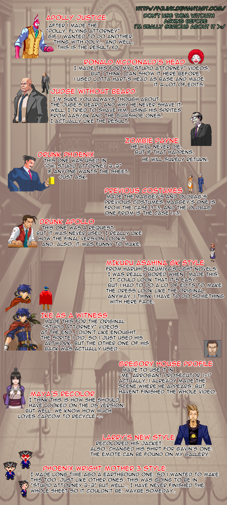 how to delete ace attorney