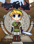 Chibi Link - Twilight Princess