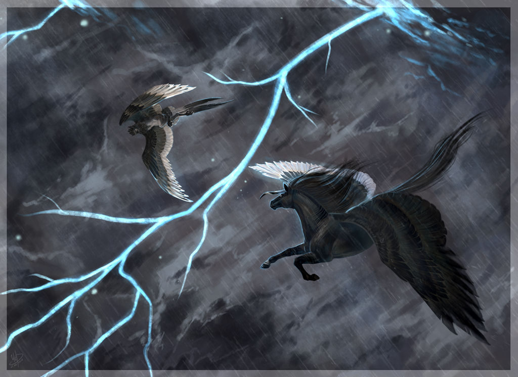 Storm by Carota17