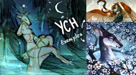 YCH (Open) 20 hours left!