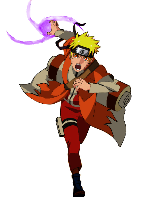 Naruto in Sage ...