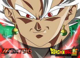Black Goku ssj  Wallpaper Dragon ball super by AL3X796