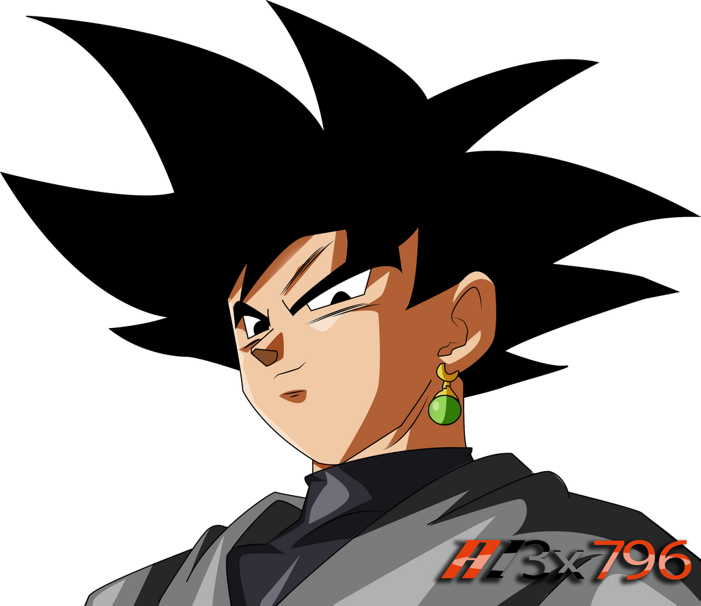 goku black dragon ball super render 2 by al3x796 on deviantart. Black Bedroom Furniture Sets. Home Design Ideas