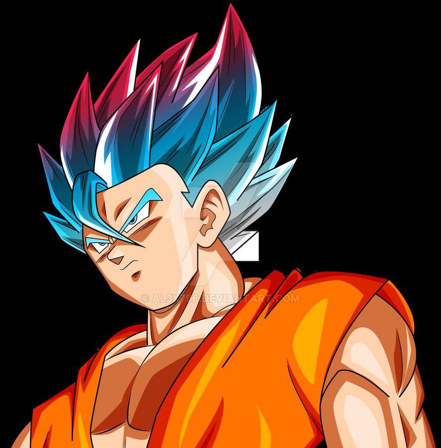 goku the true god fusion transformation fan made by