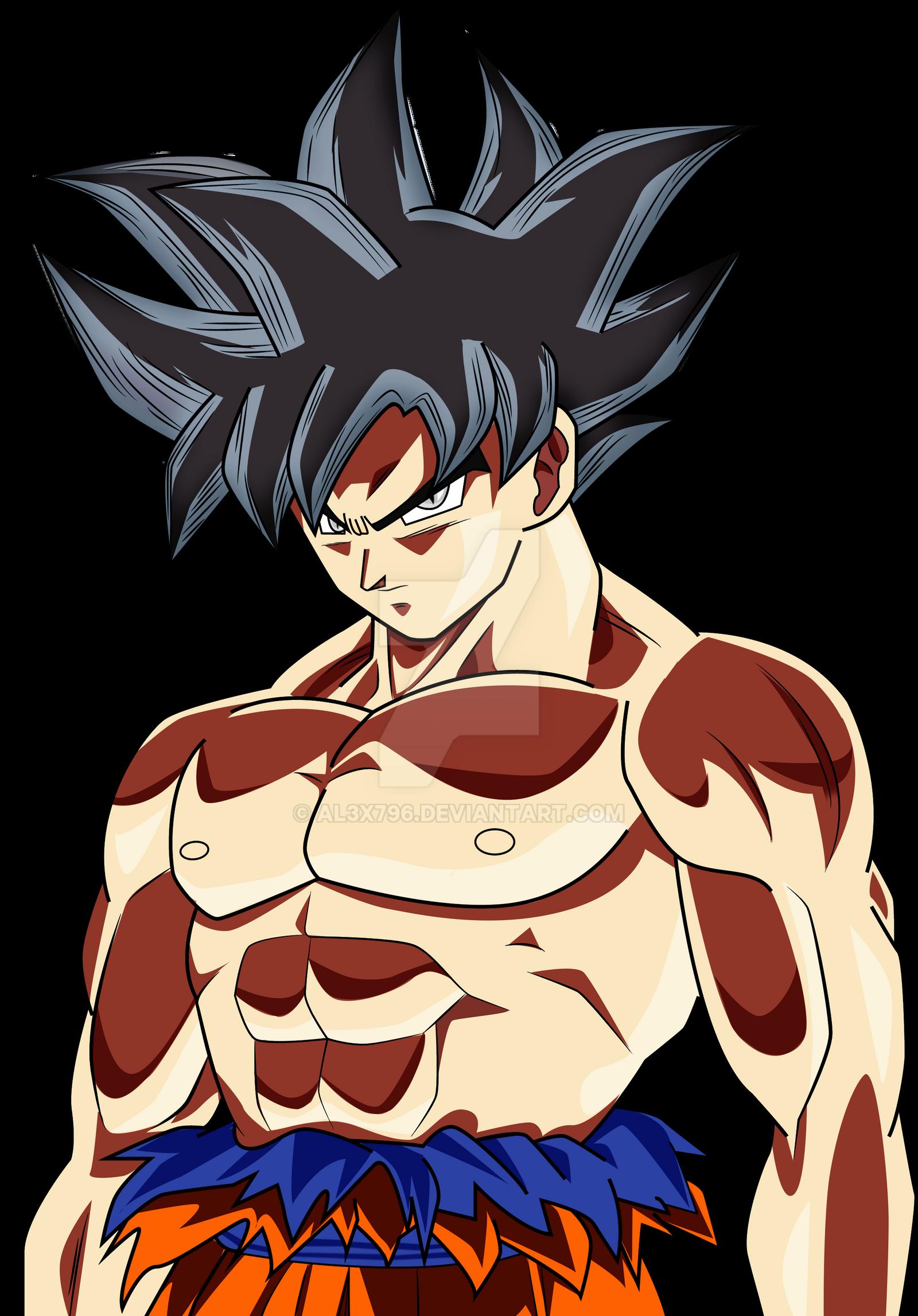 Son Goku Limit Breaker