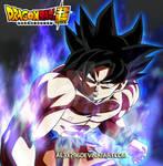 Goku Limit Break Version 2 Wallpaper