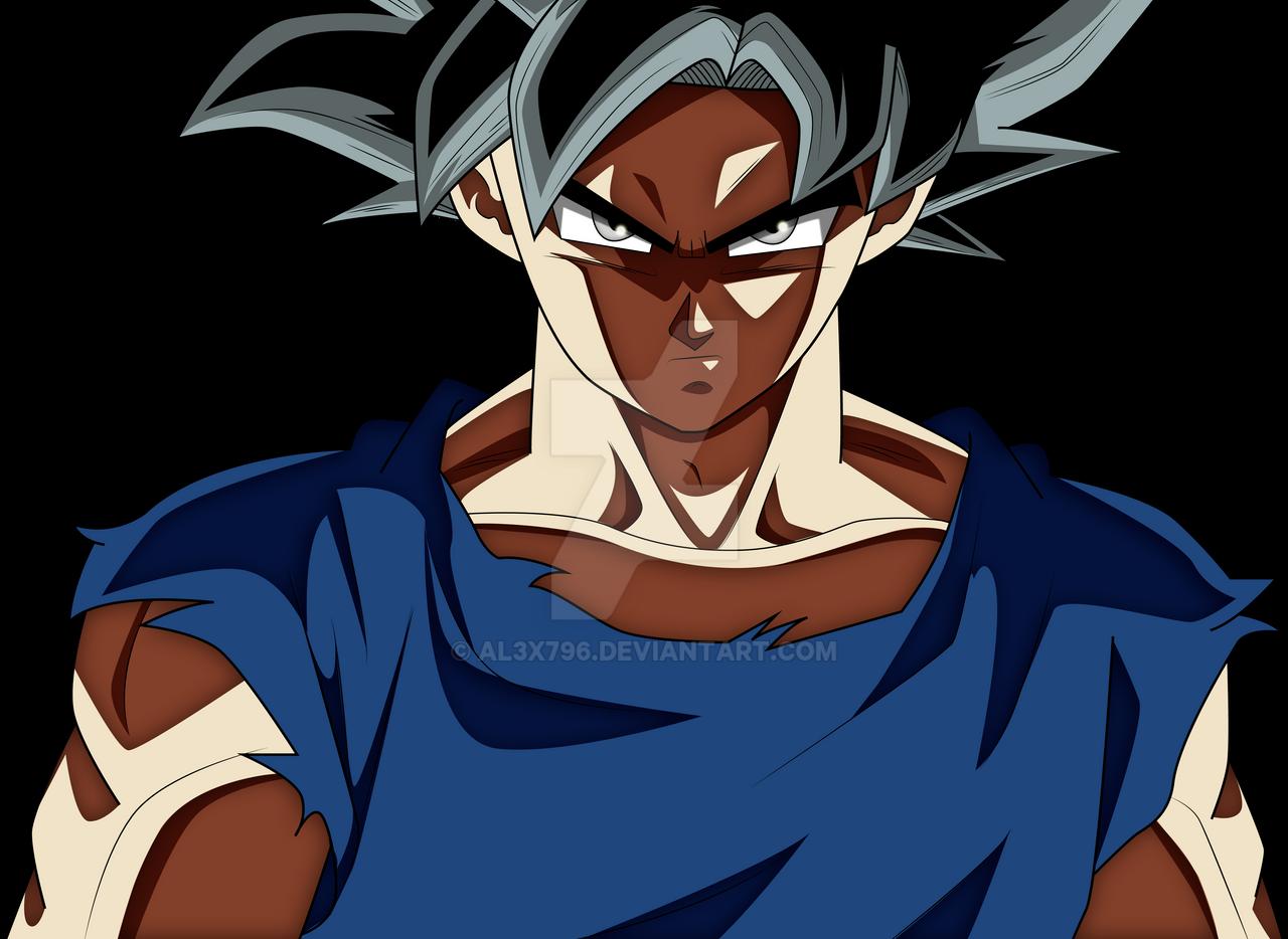 Migatte no gokui Goku RENDER by AL3X796