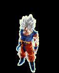 Goku God Among Gods  render
