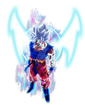 Goku God among the gods (WINGS form)
