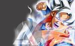 Goku Silver Ultra Instinct SSJ? New form?!