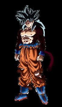 Goku ssj4 Dragon ball Super