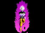 Demon Saiyan Form  FU - Dragon ball heroes