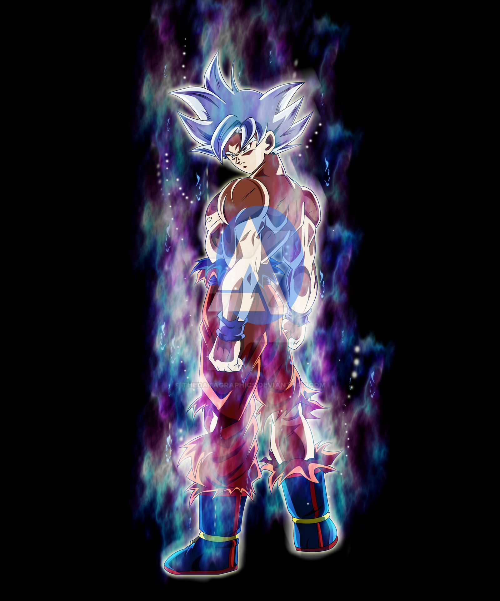 Mastered Ultra Instinct - POWER BEYOND GODS