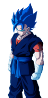 Vegito Blue Capsule Corporation - SDBH -