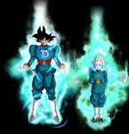 Goku Daishinkan Desciple - Render