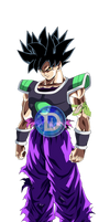 Goku Oozaru Controlled