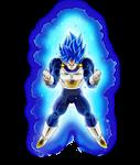Goku Blue Evolution - Edit