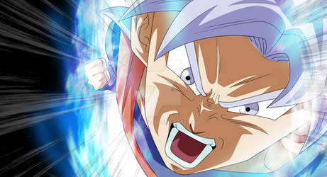 Goku Mastered UI - Naotoshi Shida style - SDBH