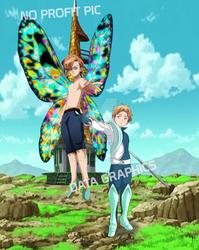 BEDIVERE AND KING - NANATSU NO TAIZAI SEQUEL -