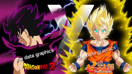 DRAGON BALL Z X NANATSU CROSS OVER!