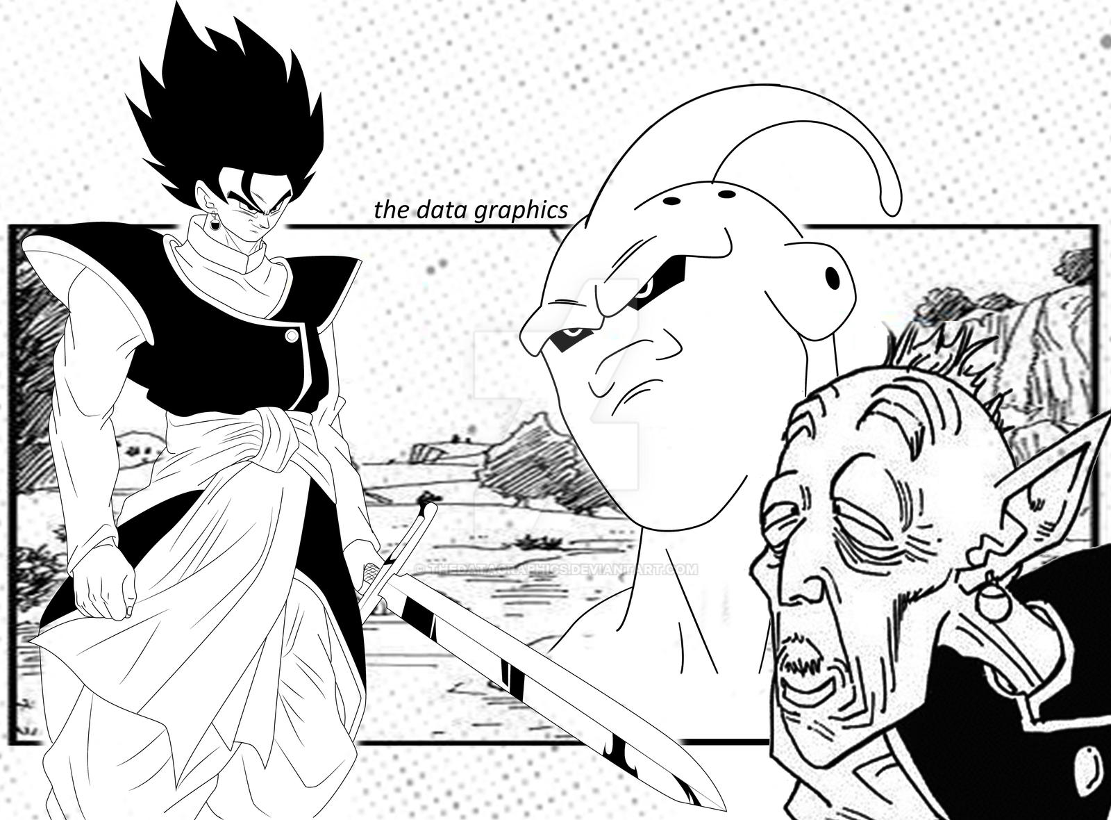 MYSTIC GOKU - LATENT POTENTIAL - DBZ - WHAT IF
