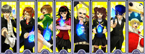 Persona4: Reach out to the Truth... by lin-k0