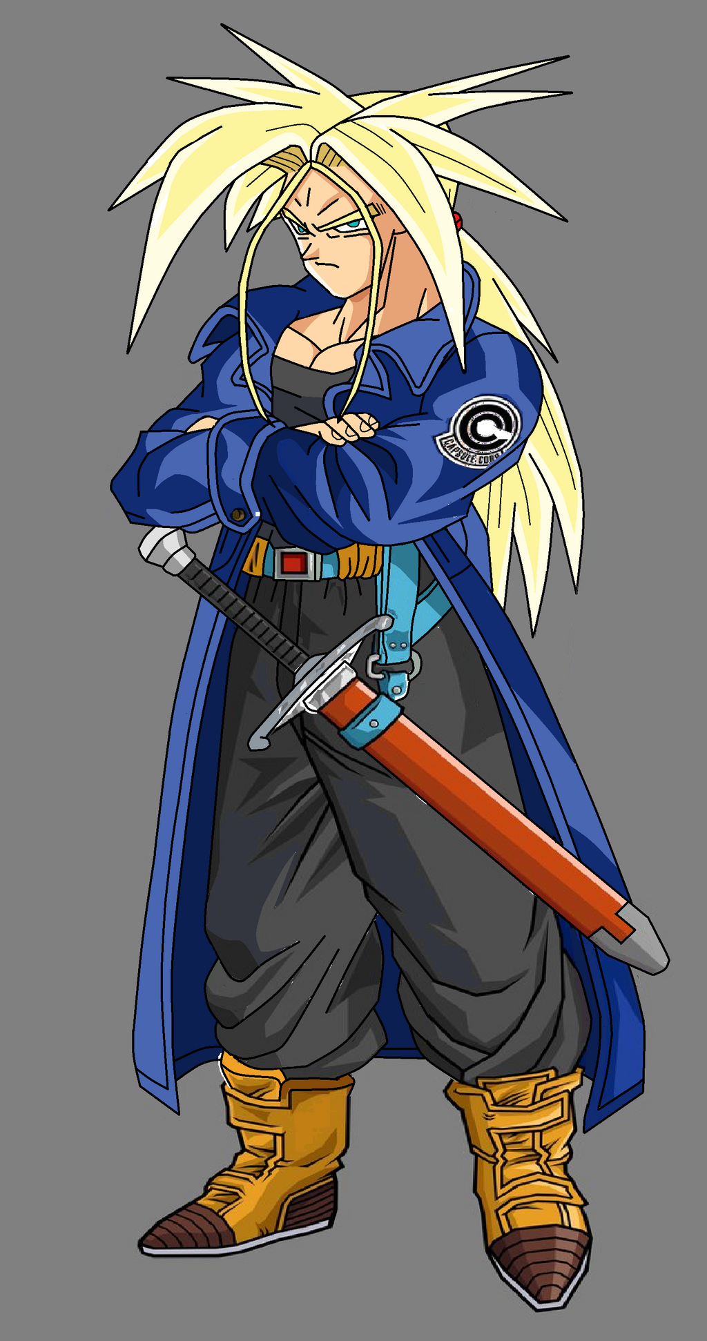 Future Super Saiyan Build Xenoverse