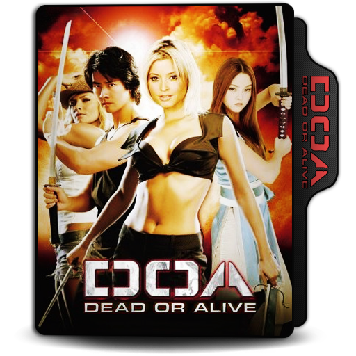 Doa Dead Or Alive 2006 Folder Icon By Omidh3ro On Deviantart