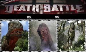 CGD64 Death Battle 3 on 3 Part 14