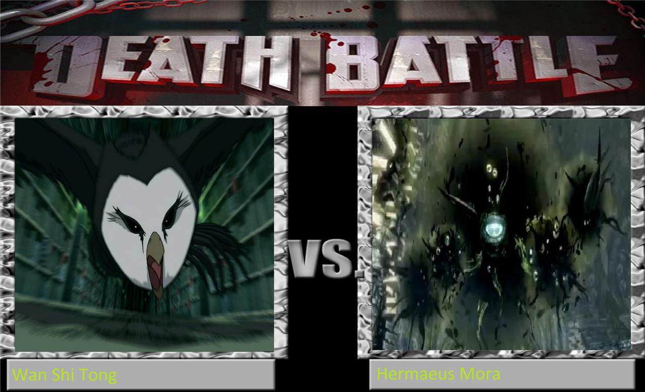 CGD64 Death Battle Wan Shi Tong vs Hermaeus Mora by ...