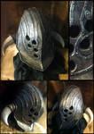The Kraken helm