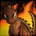 GoldenDragonART icon by EndlessScreaming