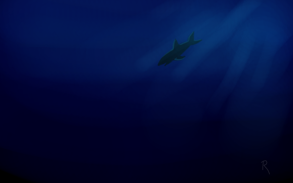Into the Depths by potfox113