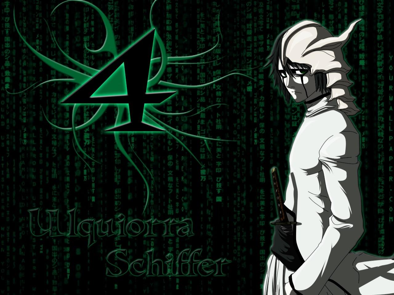 Ulquiorra Schiffer Bleach 1 By Klaushai