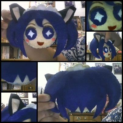 Kirameki Mascot: Kira-chan by elissamelissa96