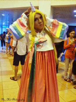 Lady Rainicorn - Otafuse the 3rd 2013