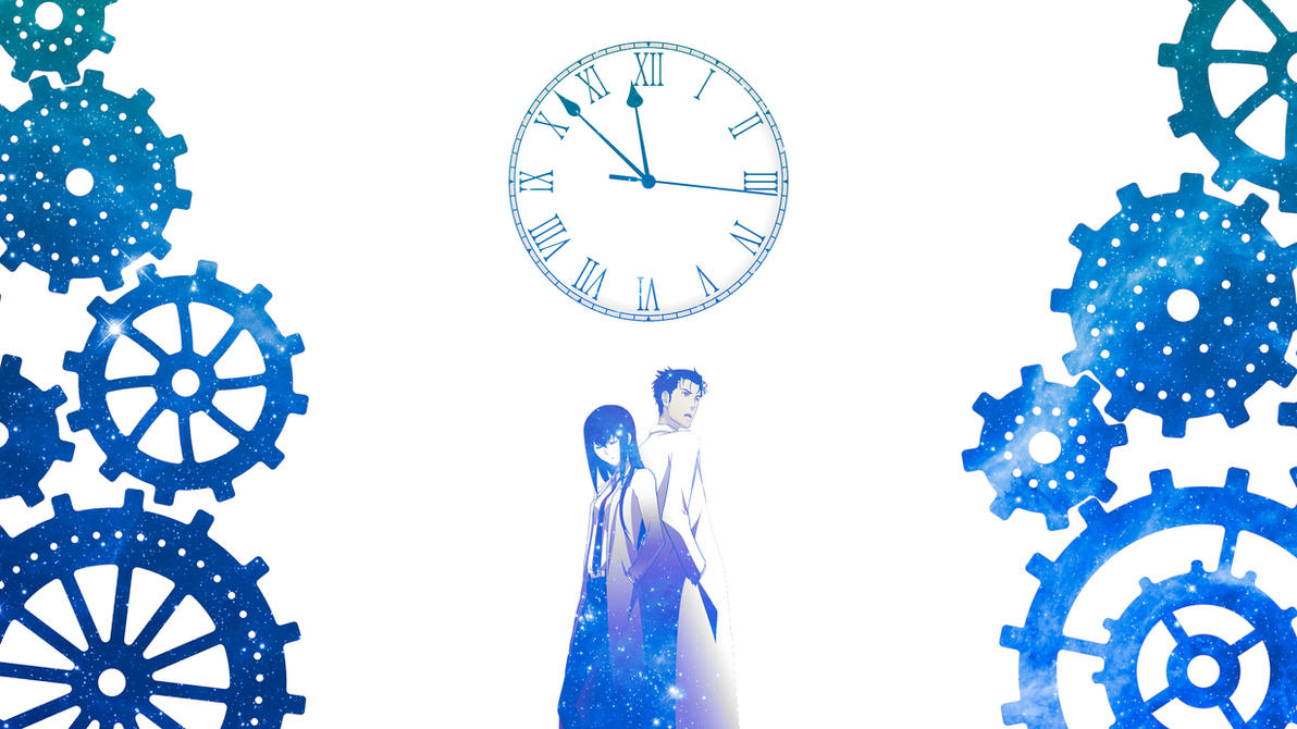 Steins Gate Wallpaper by NathanGilwit on DeviantArt