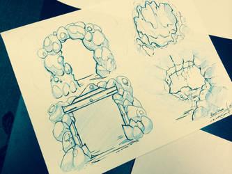 Hive Jump  Doors concepts by raitheoshow