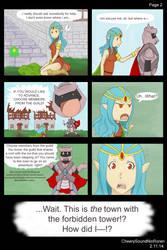 Makai Toushi SaGa (FFL) Playthrough Comic Pg. 2 by CheerySoundNinRoren