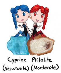 Witches 5 Cyprine and Ptilol