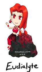 Witches 5 Eudial by CheerySoundNinRoren