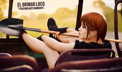 El gringo loco - Sasha