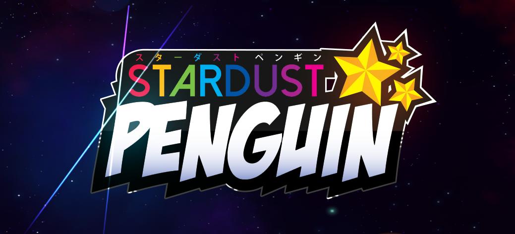 Stardust Penguin Logo by FuShark