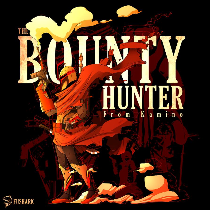 The Bounty Hunter from Kamino by FuShark