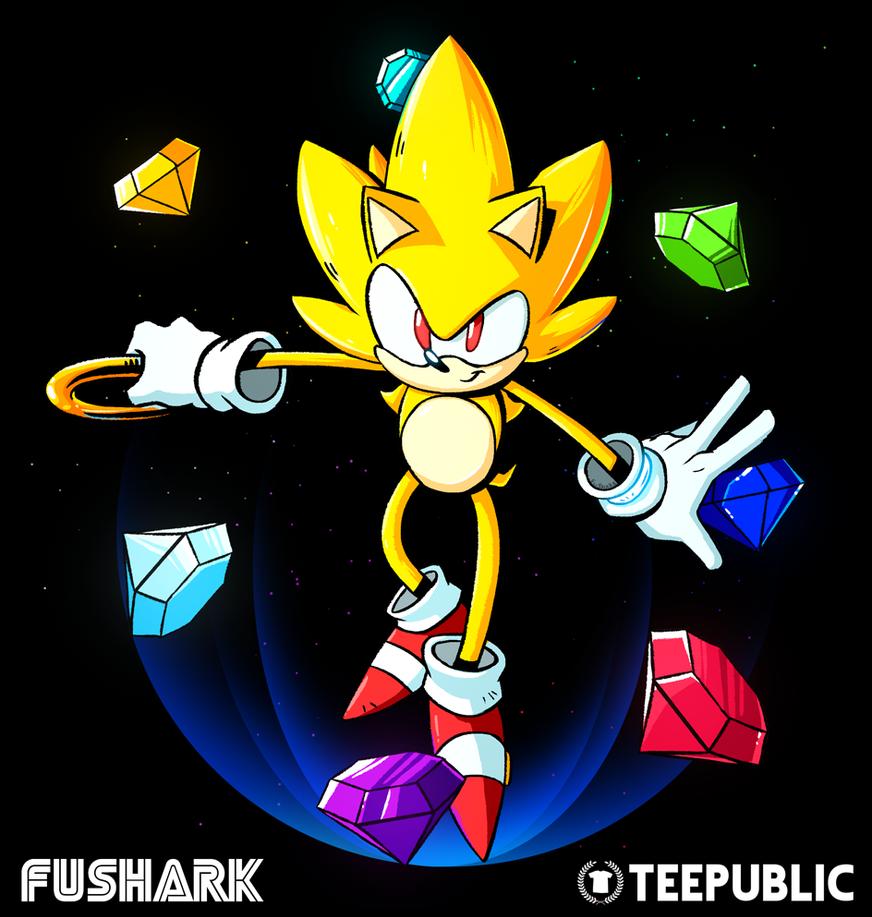 Super Sonic by FuShark