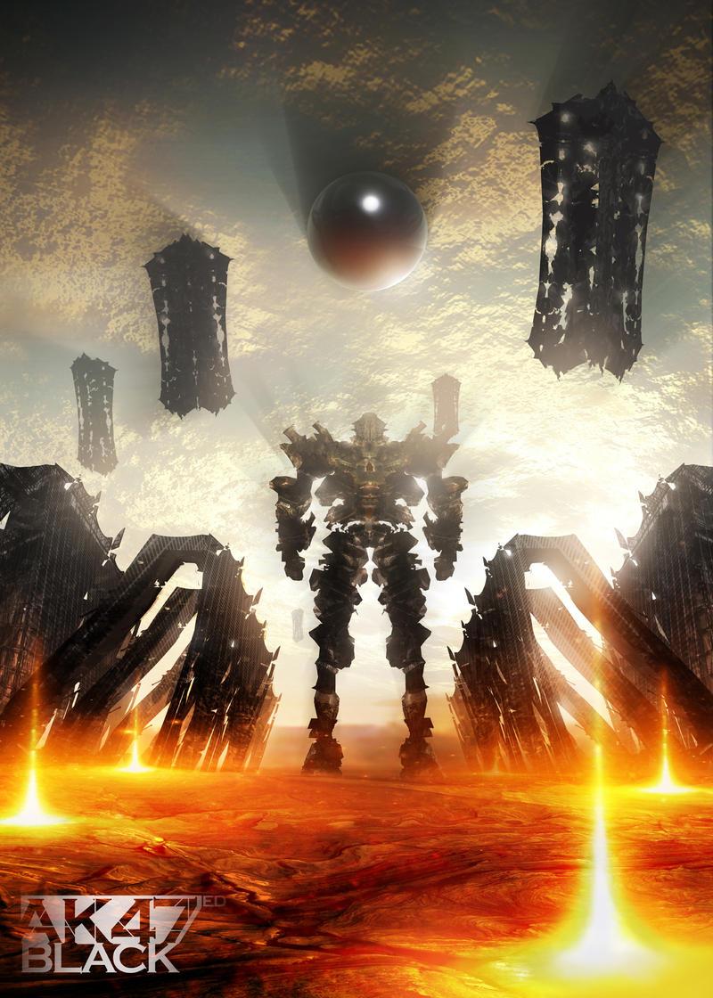 Prometheus by AK47Black
