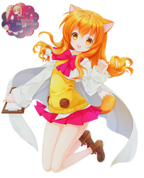 Render Cute Girl by Mato-Kuroi26