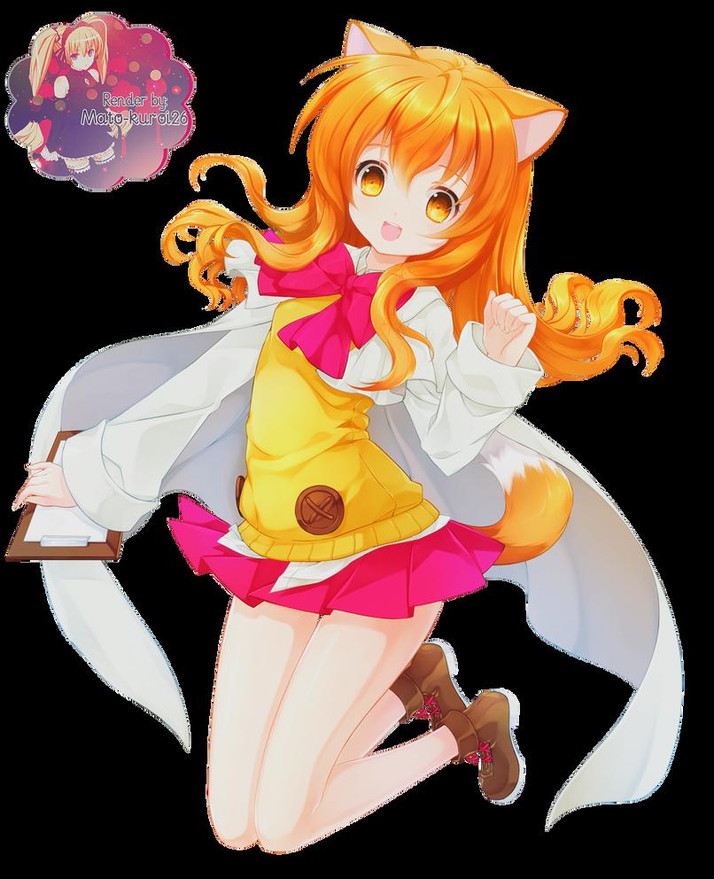 Partage de renders Render_cute_girl_by_mato_kuroi26-d5gm35v