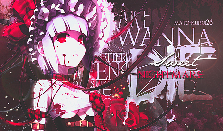 Sweet Nightmare by Mato-Kuroi26